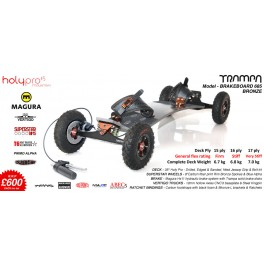 TRAMPA 685 BRAKE mountainboard