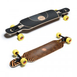"LOADED TAN TIEN longboard ""Abstract"""
