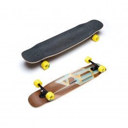 LOADED BASALT TESSERACT longboard