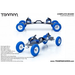 TRAMPA 060 mountainboard