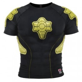 G-FORM COMPRESSION SHIRT YELLOW