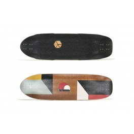 LOADED TRUNCATED TESSERACT 84 cm deck only