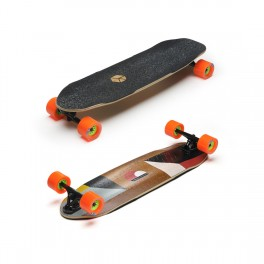 LOADED TRUNCATED TESSERACT longboard